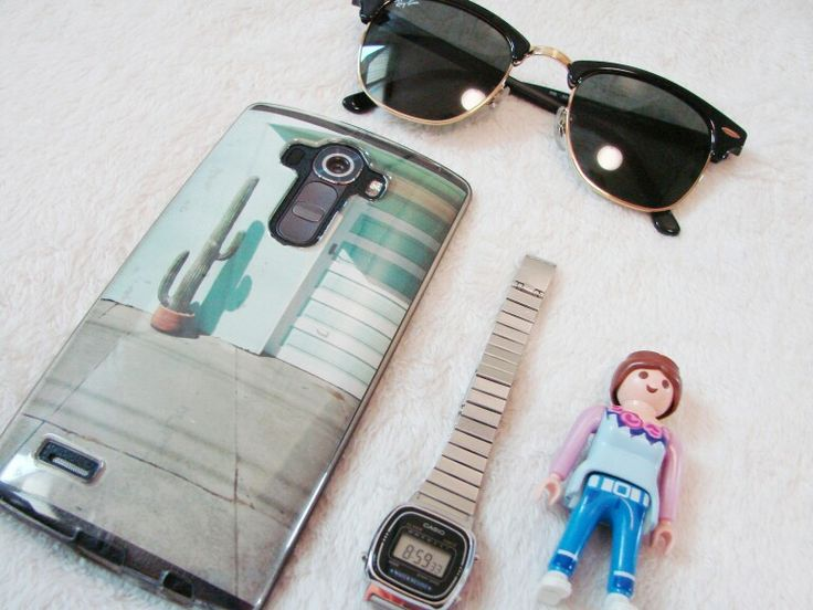 rayban and casio with playmobil