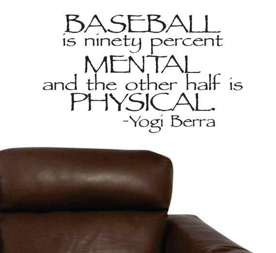 interesting sayings from yogi berra | yogi berra, quotes, sayings, on baseball, famous quote | Favimages.net