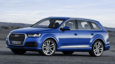 Audi reveals its 2nd generation Q7 SUV prior to the Detroit motor show. - Car News - carbooq (beta)