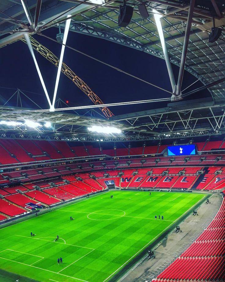 """2,269 Likes, 10 Comments - Wembley Stadium (@wembleystadium) on Instagram: """"On to the next one ..."""""""