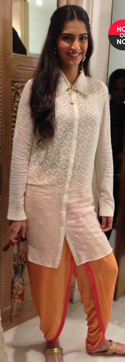 Looking for similar dhoti pants as the one Sonam Kapoor is wearing