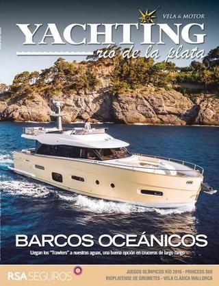 Revista Yachting Rio de la Plata  Edición Septiembre - Octubre. Nº 69