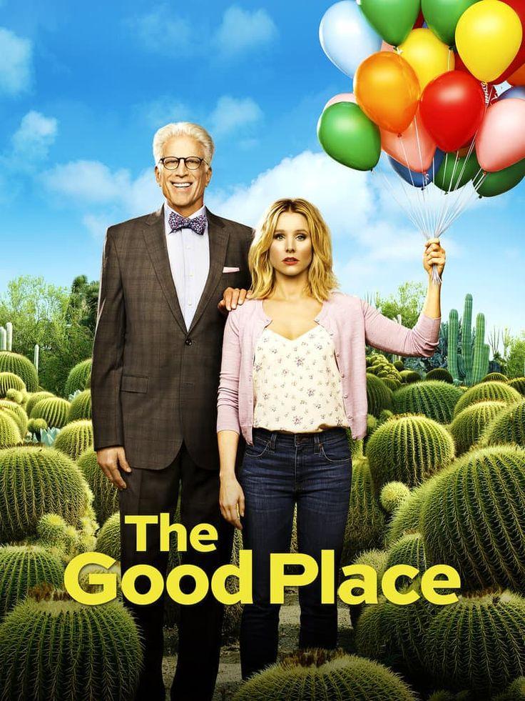 The Good Place (Temporada 2) - Empezada el 7/11/2017
