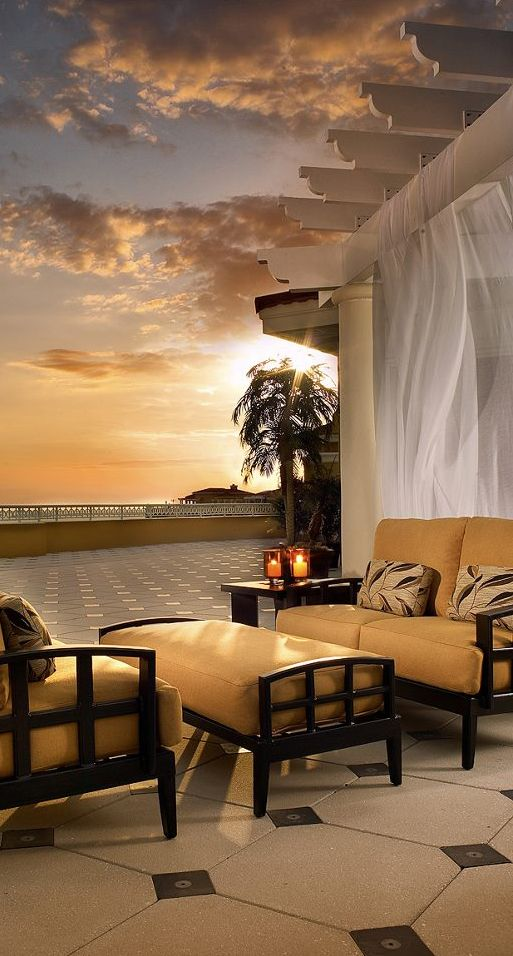 A beautiful balcony with a stunning view! #myshowcasedreamhome @Carrie Mcknelly Mcknelly Mcknelly Reid PROPERTIES