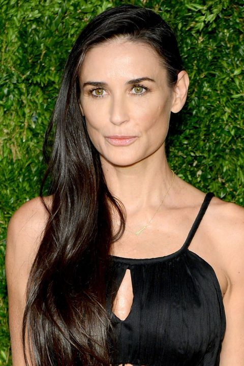 Celebrities Over 40 With Long Hair - Celebrities Long Hair Photos