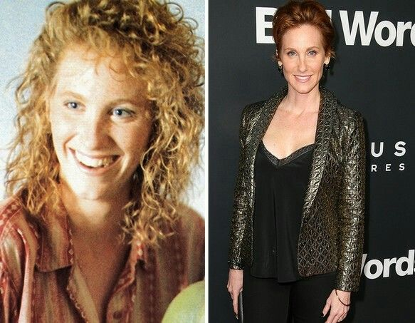 "Ladies of the '80s & '90s -- Then & Now ""Teenage Mutant Ninja Turtles"" star Judith Hoag"