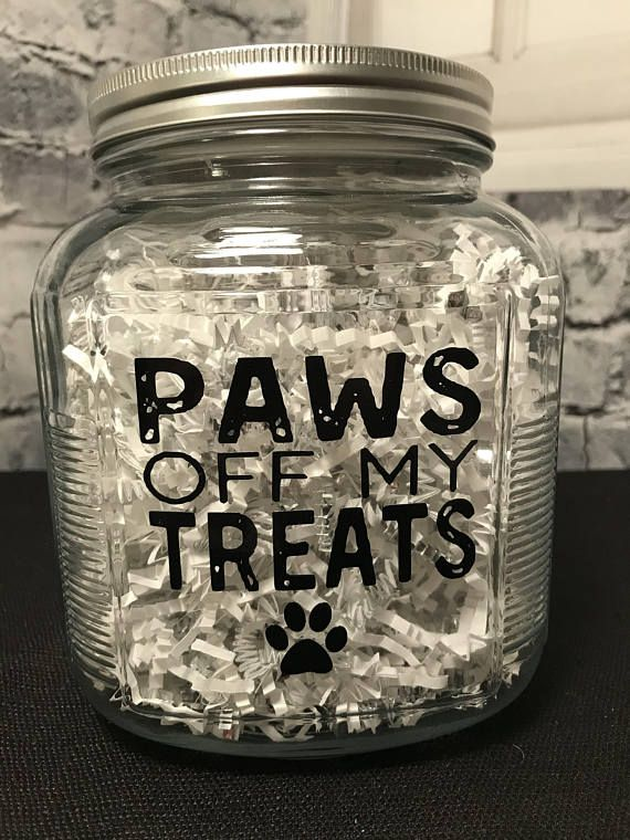 Dog Treat Jar Treat Jars Dog Treat Jar Dog Treat Container