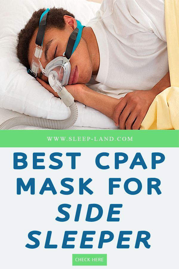 3 best cpap mask for side sleeper