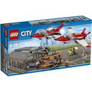 """Lego City: Airport Air Show (60103) 60103 Grab your binoculars for a great show! Check out the cool jets and the neat old-fashioned plane before they take off""""then watch them do their tricks in the air. Cheer along with the crowd as the plane http://www.MightGet.com/january-2017-11/lego-city-airport-air-show-60103-60103.asp"""
