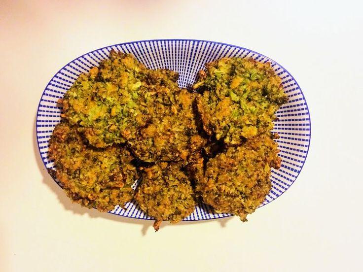 ¡Deliciosos bocaditos de Brócoli! A ver si así cuela...