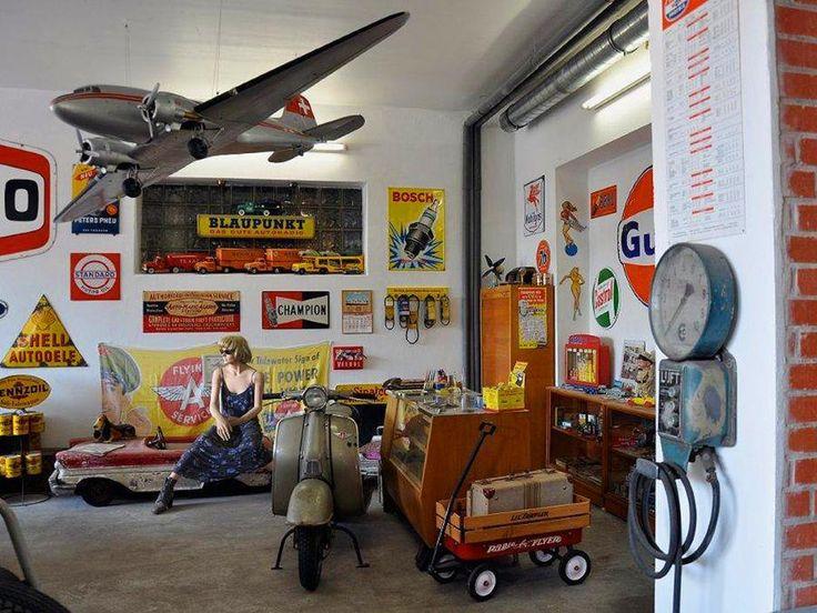 Pin by jon johnson on Old garage Garage design, Game