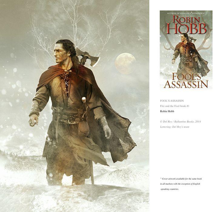 Fools Assassin - By Robin Hobb