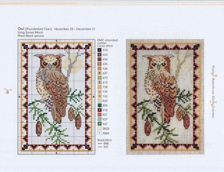 121 Best Southwestern And Native Cross Stitch Images On