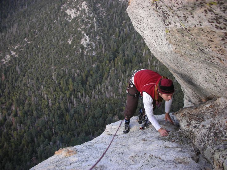Climbing At Tahquitz Idyllwild Ca This Mive 1 000ft Rock Face Is Sometimes Known