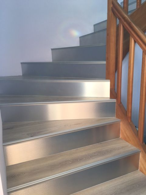 Maytop - Tiptop Habitat - Habillage d�escalier, r�novation d'escalier, recouvrement d'escalier - escalier bois - escalier b�ton - escalier pierre - escalier m�tal - 68 - Haut-Rhin