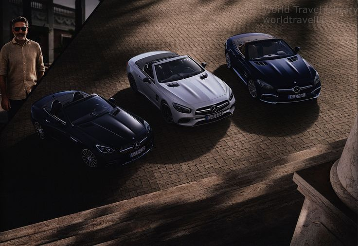 https://flic.kr/p/TC6otJ | Mercedes-Benz SL and SLC AMG Roadster;  2015_2
