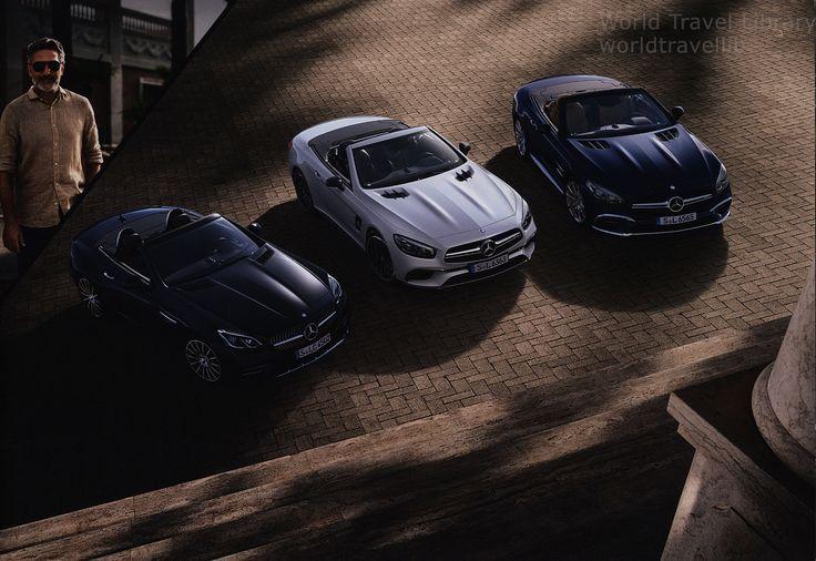 https://flic.kr/p/TC6otJ | Mercedes-Benz SL and SLC AMG Roadster;  2015_2