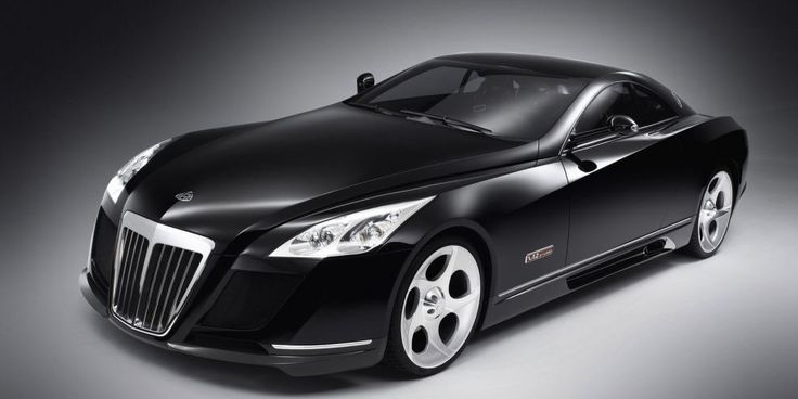 In 2005, Maybach unleashed the land yacht of concepts, the Exelero. Powered by a twin-turbocharged 5.9-liter V12 , the Exelero made 691 hp and 752 lb-ft of torque. The top speed was an insane 218 mph. There was only one ever made (because more than that would have been just too much opulence for one world) and cost about $8 million.