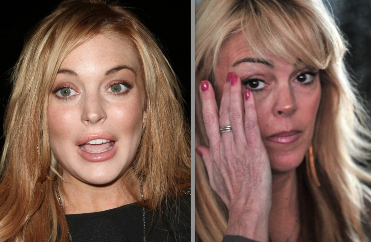 """Lindsay Lohan to Dad: """"F*%king Devil"""" Mom is COKED UP!"""
