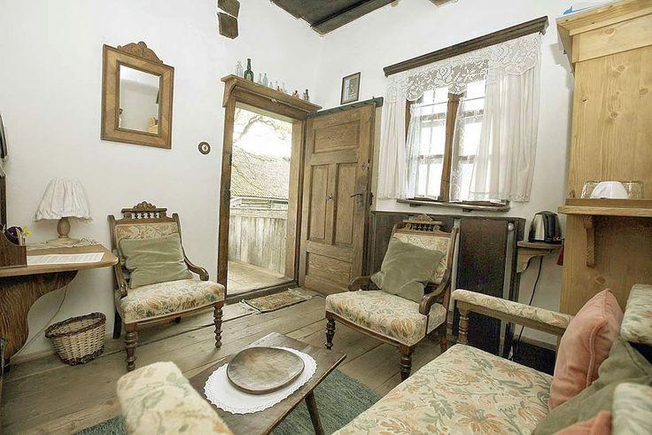 Charles Prince of Wales's house. Zalánpatak, Szekler Land, Transylvania.