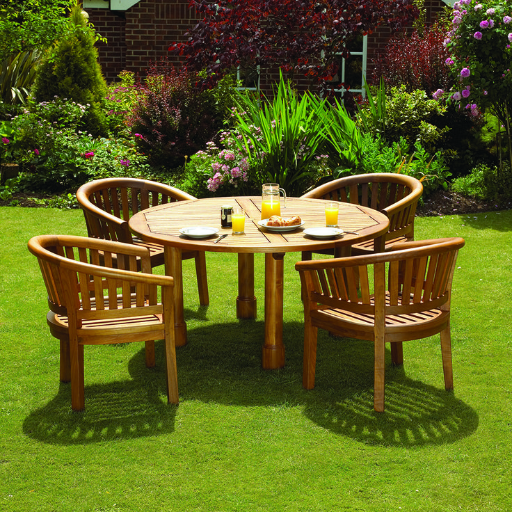 Keep your garden furniture classic with a