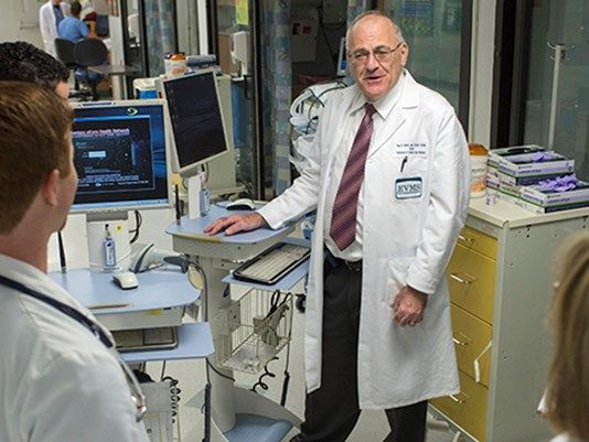 NORFOLK, Va. -- A critical-care physician at Eastern Virginia Medical School (EVMS) believes he found a simple, inexpensive cure for sepsis.