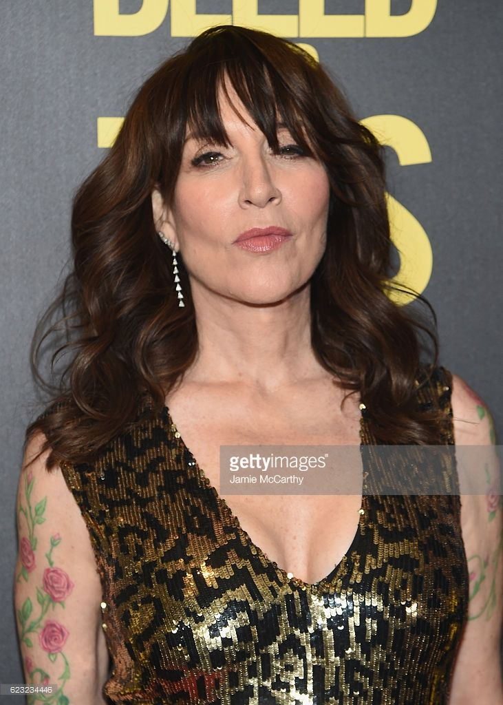Actress Katey Sagal attends as Open Road with Men's Fitness host the premiere of 'Bleed For This' at AMC Lincoln Square Theater on November 14, 2016 in New York City.