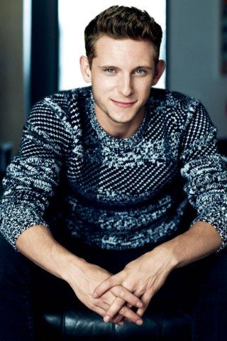 Jamie Bell. He also happens to be one of my favorite actors.