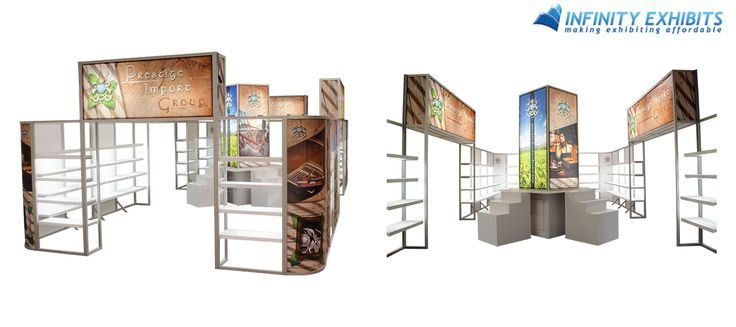 Click this site https://plus.google.com/116757300319955734768/about for more information on Infinity Exhibits. Infinity Exhibits is to provide lightweight, affordable, easy-to-assemble trade show displays that stand out from the crowd and help our clients succeed! We've been saving our clients' money for over 20 years, providing them with trade show display systems that are budget-conscious; yet don't compromise on presence or style. Our company began with the creation of our InfiniLite…