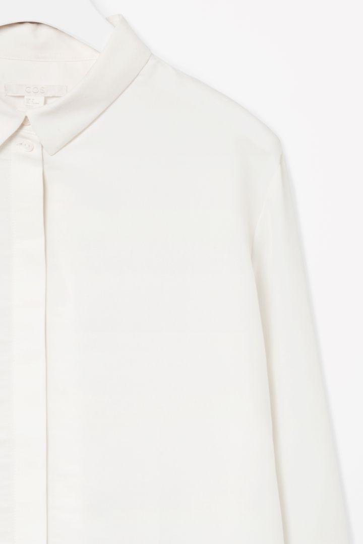 Clean-edge shirt