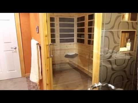 ▶ DIY Infrared Sauna Rooms for Home - Build a Carbon Fiber Infrared Sauna Room - YouTube