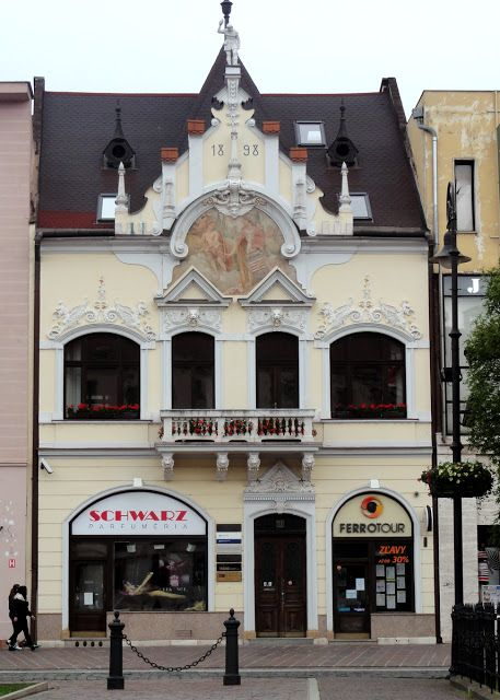 Kosice, Slovakia Part One: Pastel-Coloured Baroque and Renaissance Architecture