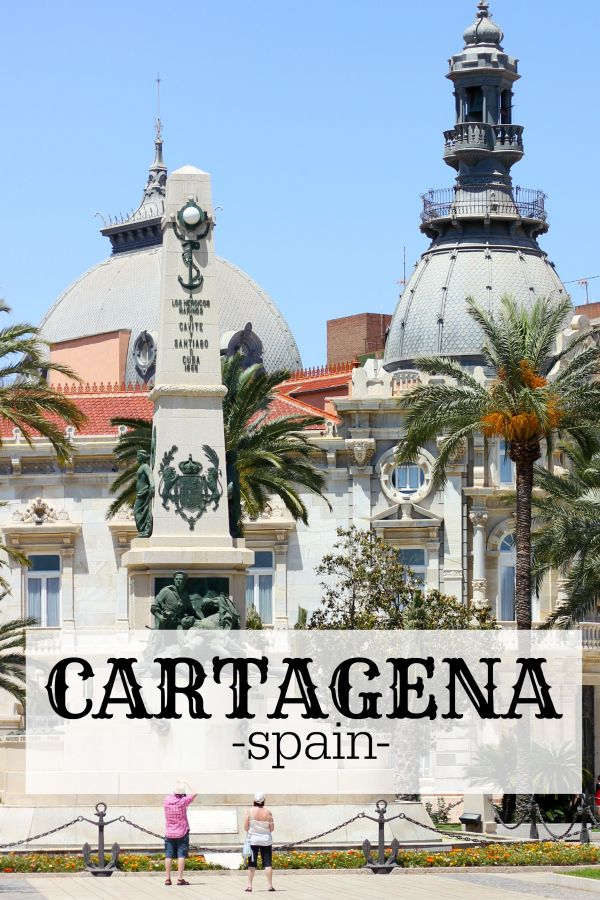 Hi Sugarplum!: Port of Call: Cartagena, Spain