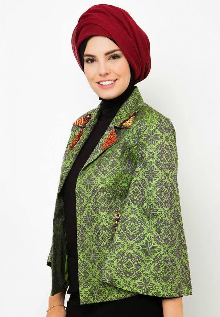 Baju+Muslim+Kerja+Wanita+Terbaru+2015.jpg (709×1024)