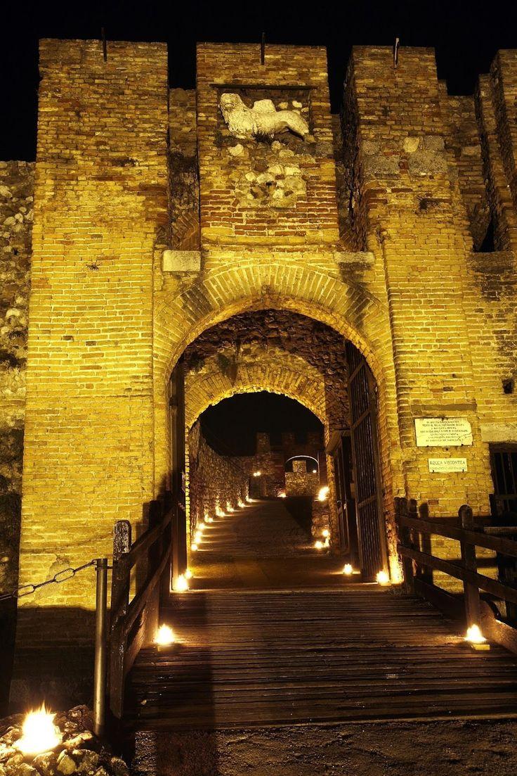 Escape Castle 23 e 24 Aprile Rocca di Lonato del Garda (Bs) 2016