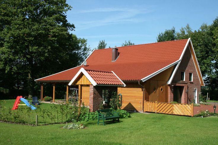 Leuk vakantiehuis in Duitsland, gelegen in de Niedersaksen regio (Lindern) en ruimte bieden aan vier personen.