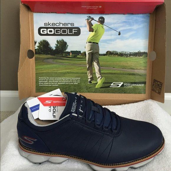 Men's Skechers Go Golf Shoes Brand new Men's Skechers Golf shoes. Skechers Shoes