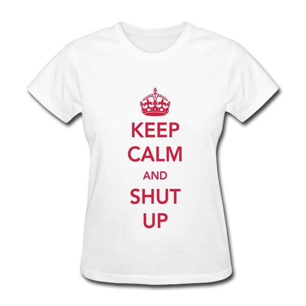59 best custom keep calm t shirts images on pinterest for Custom shirt embroidery no minimum