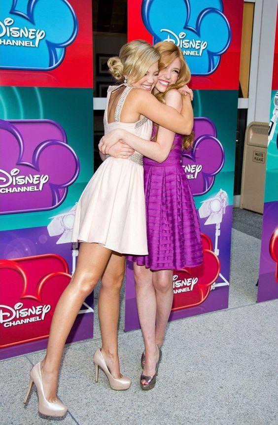 Olivia Holt and Kat McNamara - Girl Vs. Monster Premiere in LA: