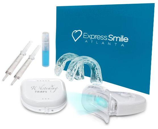 Luxury At Home Teeth Whitening Kits – Express Smile Atlanta