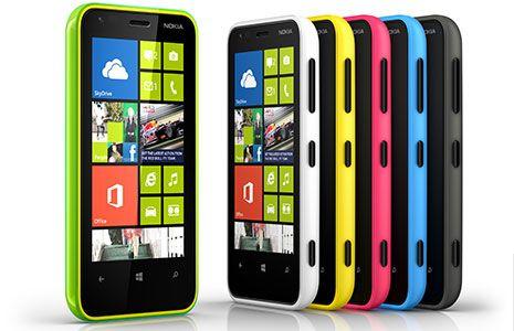 Nokia Lumia 620 (Norge)