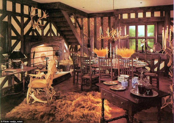 Tudor Revival Interiors 35 best tudor revival architecture & interiors images on pinterest