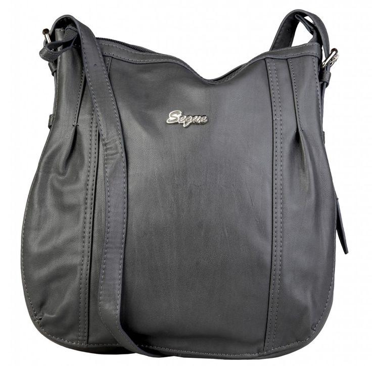 Dámská kabelka / crossbody Segue - šedá barva | obujsi.cz - dámská, pánská, dětská obuv a boty online, kabelky, módní doplňky