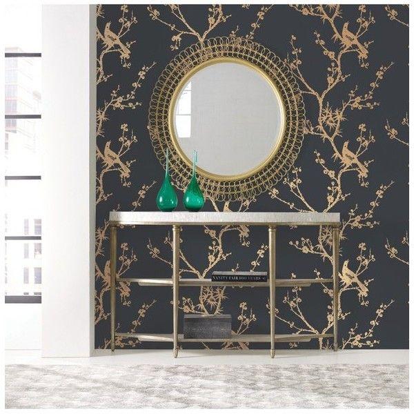 Best 25 Black floral wallpaper ideas on Pinterest Dark