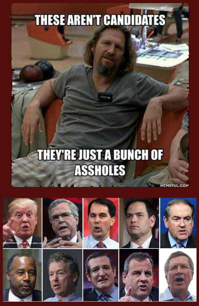 It's time to call out the GOP candidates on their religious views and ask what. If elected,  they will attempt to pull on us