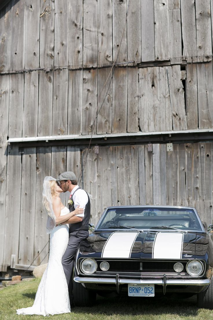 Barn Wedding | Camaro