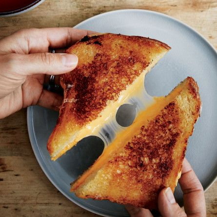 Best-Ever Grilled Cheese Recipe