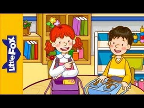 How Old Are You? - Learn English for Kids Song by Little Fox - YouTube