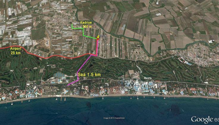 Achat de Terrain à Kadriye, 158