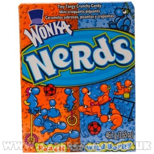 Wonka Nerds - Peach